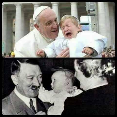 jesuit pope vs hitler